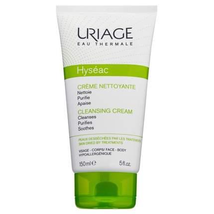 Гель для умывания Uriage Hyseac Cleansing Cream 150 мл