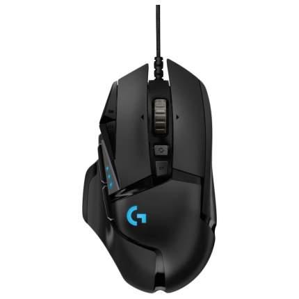 Игровая мышь Logitech G502 Hero Black (910-005470)