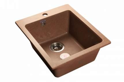Мойка для кухни керамическая GranFest Practic P-505 тер
