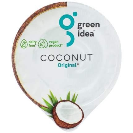 Десерт Green Idea кокосовый с йогуртовой закваской 140 г