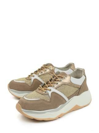 Кроссовки женские BERTEN E10*HT 020-030 коричневые 40 RU