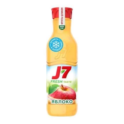 Сок J7 пастеризованный с мякотью яблока 850 мл