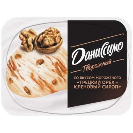 Продукт Даниссимо творожный со вкусом мороженого грецкий орех, кленовый сироп 5.9% 130 г