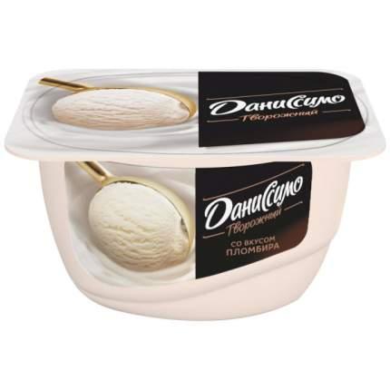 Продукт Даниссимо творожный со вкусом пломбира 5.4% 130 г