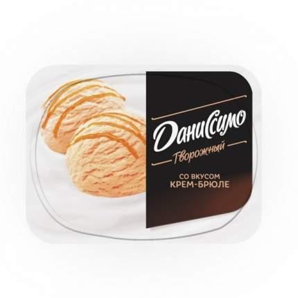 Продукт Даниссимо творожный мороженое крем-брюле 5.5% 130 г