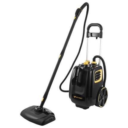 Пароочиститель Kitfort KT-933 Yellow/Black