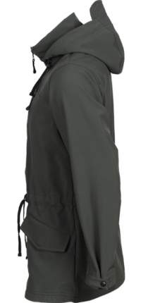 Куртка Citizen SoftShell dark green 46/170-176