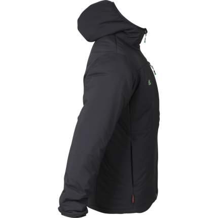 Куртка Barrier Primaloft с капюшоном черный 44-46/170-176