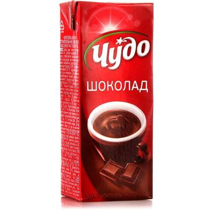 Молоко Чудо десертное шоколад 3% 0.2 л