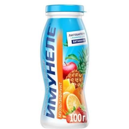 Напиток Имунеле кисломолочный мультифрукт 1.2% 100 г