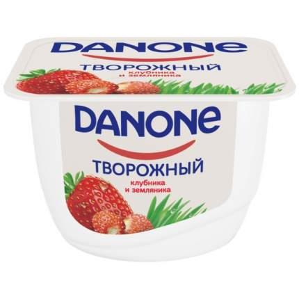 Творожный продукт Danone клубника и земляника 3.6% 170 г