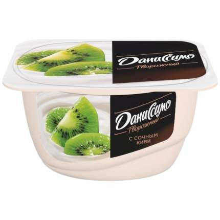 Продукт Даниссимо творожный киви 5.5% 130 г