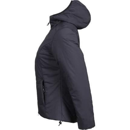 Куртка женская Barrier Primaloft черная 44/164-170