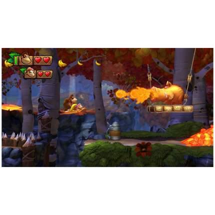 Игра Donkey Kong Country: Tropical Freeze для Nintendo Switch
