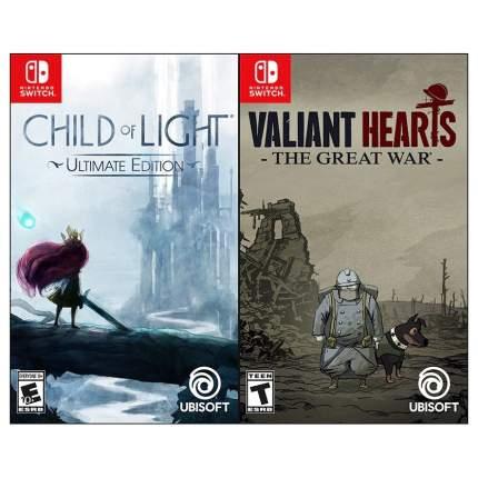Игра Child Of Light+Valiant Hearts для Nintendo Switch