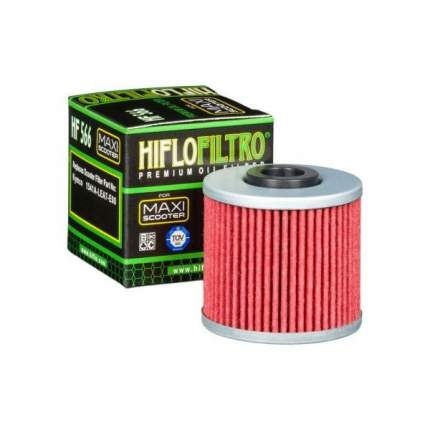 Масляный фильтр HIFLO HF566 для мотоциклов