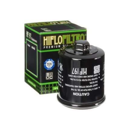 Масляный фильтр HIFLO HF197 для мотоциклов