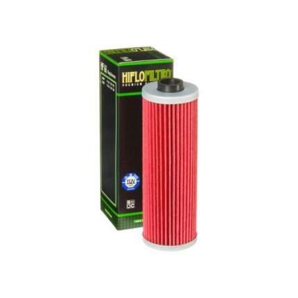Масляный фильтр HIFLO HF161 для мотоциклов