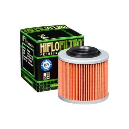 Масляный фильтр HIFLO HF151 для мотоциклов