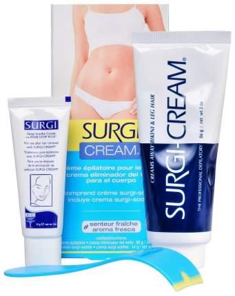 Набор для депиляции Surgi Cream Bikini & Leg