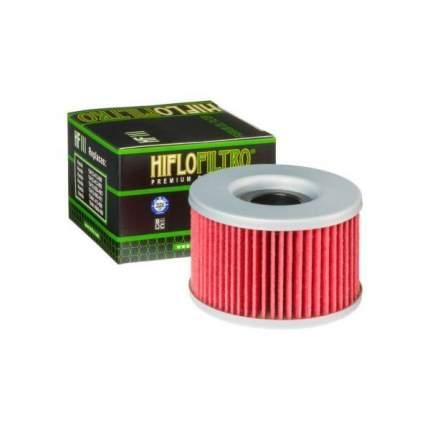 Масляный фильтр HIFLO HF111 для мотоциклов