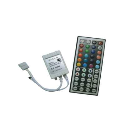 Контроллер Ecola 72W 12V 6A Rgb с большим ИК пультом Crl072Esb
