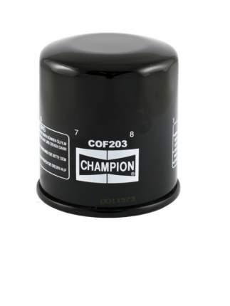 Масляный фильтр Champion COF203 для мотоциклов
