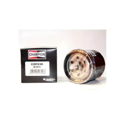 Масляный фильтр Champion COF038 для мотоциклов