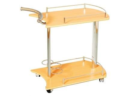 Сервировочный столик Red and Black SC-5066-WD Натурель