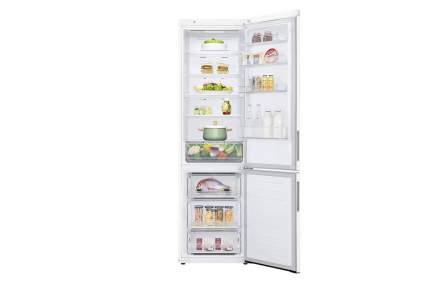 Холодильник LG GA-B 509 CQSL White