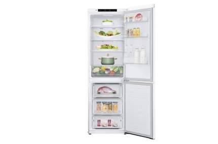Холодильник LG GA-B 459 CQSL White
