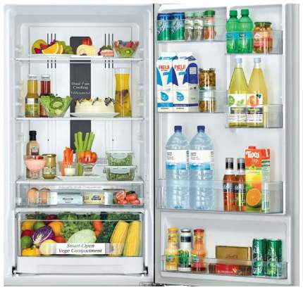 Холодильник Hitachi R-B 502 PU6 GBW Brown