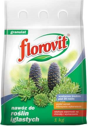 Минеральное удобрение комплексное Флоровит Для хвойных растений 1142022 1 кг