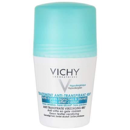 Дезодорант Vichy 48 часов Против белых и желтых пятен 50 мл
