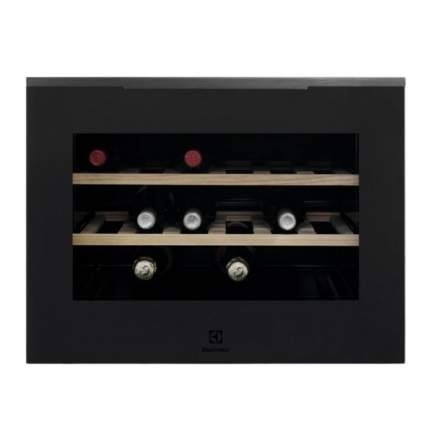 Встраиваемый винный шкаф Electrolux KBW5T Intuit Black