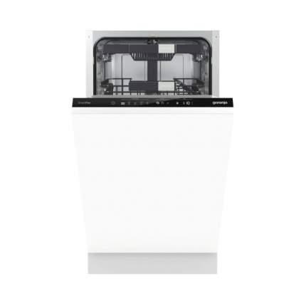 Встраиваемая посудомоечная машина 45 см Gorenje GV57210