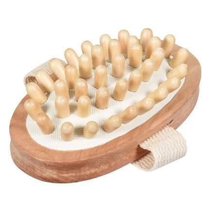 Массажер деревянный для тела 13*8*4 см (Банные Штучки)