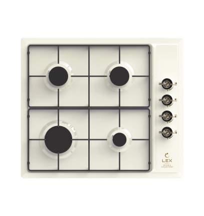 Встраиваемая газовая панель Lex GVE 6044-1 C IV Light