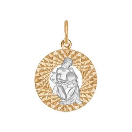 Подвеска «Знак зодиака Водолей» SOKOLOV 031387