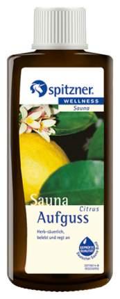 Жидкий концентрат для сауны Spitzner лимон 190 мл