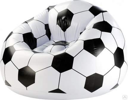 Bestway, 75010 BW, Надувное кресло quot;Футбольный мячquot; Beanless Soccer Ball Chair