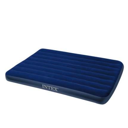 Надувной матрас Intex 64758 Classic Downy Airbed Fiber-Tech 191 х 137 х 25 см