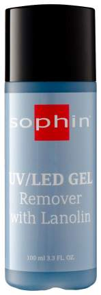 Жидкость для снятия лака Sophin 791 UV/LED 100 мл