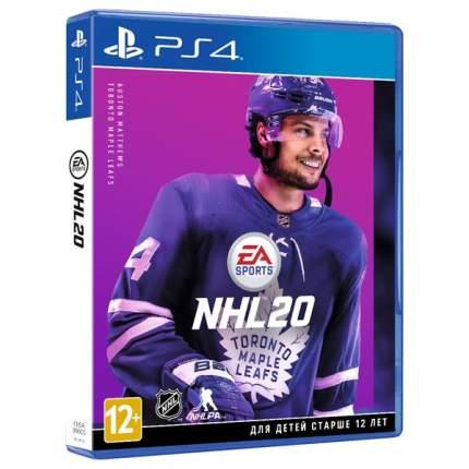 Игра NHL 20 для PlayStation 4