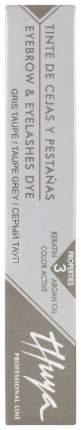 Краска для бровей Thuya Taupe grey Серый тауп 14 мл
