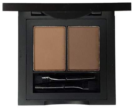 Двойные тени для бровей Makeover Paris Perfect Brow Duo Chocolate