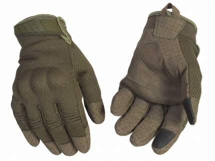 Перчатки VoenPro 659554, олива, L