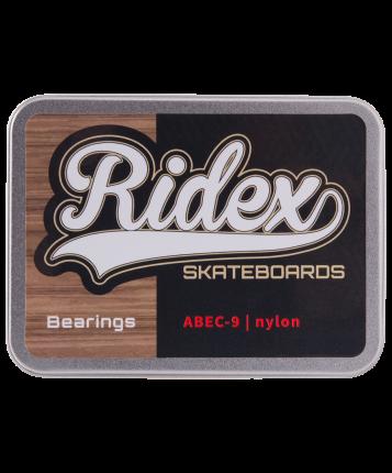 Набор подшипников Ridex SB, ABEC-9 Nylon, 8 шт.