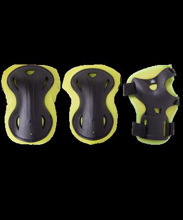 Комплект защиты Ridex Rapid, зеленый, S