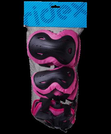 Комплект защиты Ridex Rapid, розовый, M